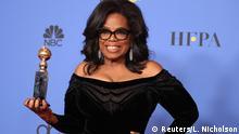 USA Golden Globes 2018 | Oprah Winfrey