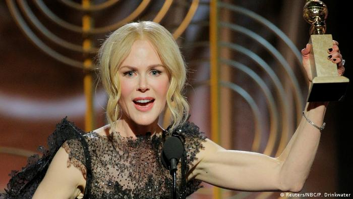 USA Golden Globes 2018 | Nicole Kidman (Reuters/NBC/P. Drinkwater)