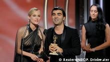 USA Golden Globes 2018 | Diane Kruger und Fatih Akin
