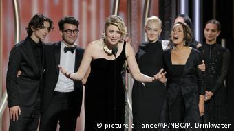 Golden Globes 2018 Greta Gerwig