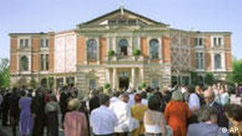 Bayreuth Schauspielhaus (Foto: AP Photo/Frank Boxler)