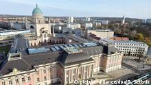Deutschland Stadtzentrum in Potsdam