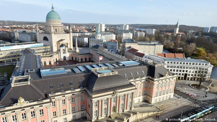 View of the Potsdam city center(picture-alliance/dpa/B. Settnik)