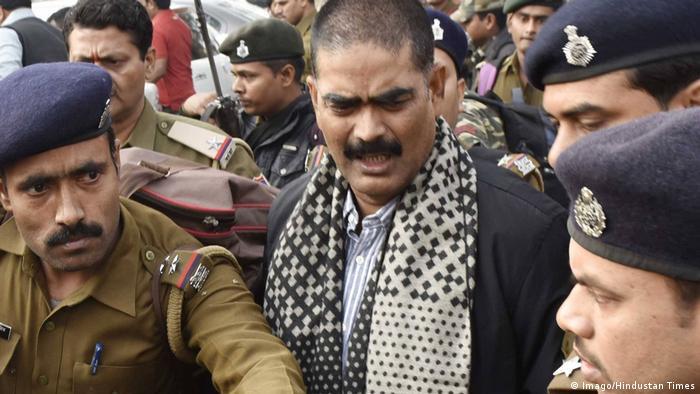 Indien Politiker Mohammad Shahabuddin (Imago/Hindustan Times)