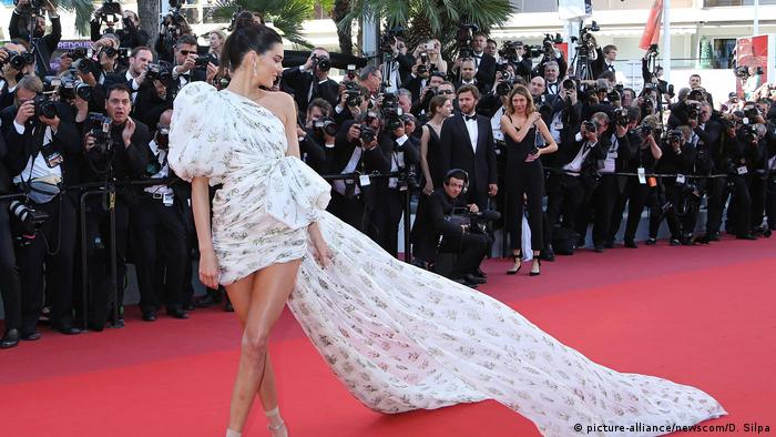 Cannes Film Festival Kendall Jenner (picture-alliance/newscom/D. Silpa)