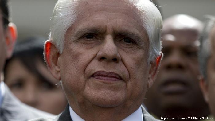 Omar Barboza (picture alliance/AP Photo/F.LIano)