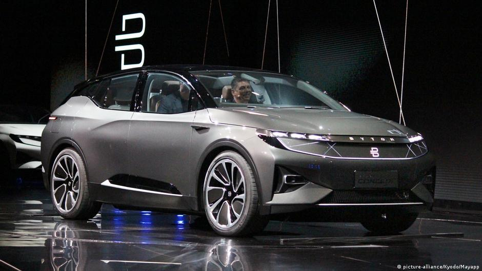 Byton: Ein neues Elektroauto aus China | Alle ...