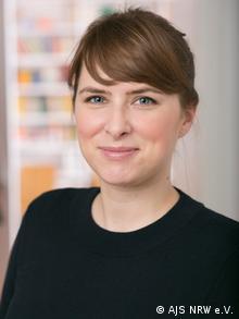 Nora Fritzsche, AJS/Arbeitsgemeinschaft Kinder- und Jugendschutz Landesstelle NRW (AJS NRW e.V.)