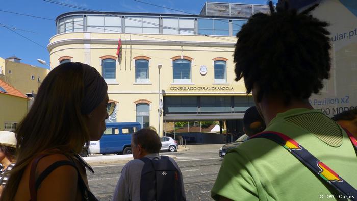 Consulado de Angola em Lisboa