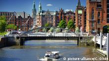 Hamburg Hafencity, Speicherstadt