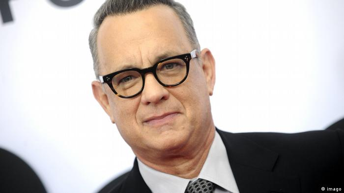 Tom Hanks bei der Premiere des Kinofilms The Post / Die Verlegerin (imago)