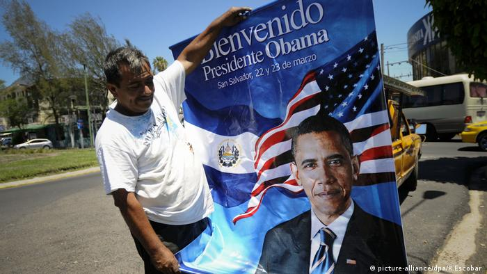 US President Donald Trump's predecessor, Barack Obama, extended protections for Salvadorans, Nicaraguans and Haitians in the country