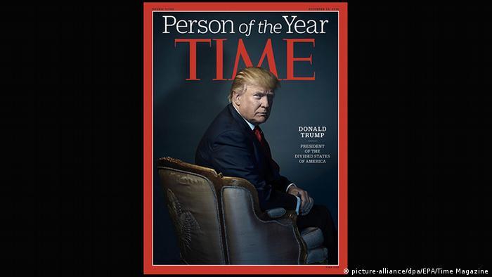Time Magazine - Donald Trump