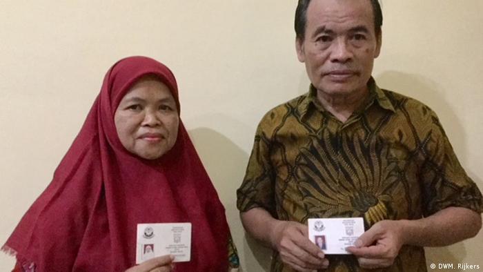 Indonesien Cornea-Spenden in Jakarta (DWM. Rijkers)