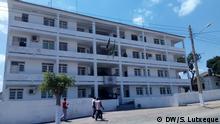 Mosambik Nampula National Criminal Investigation Service