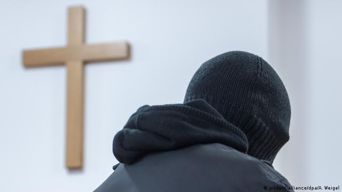 Deutschland Früherer Priester wegen sexuellen Missbrauchs vor Gericht (picture-alliance/dpa/A. Weigel)