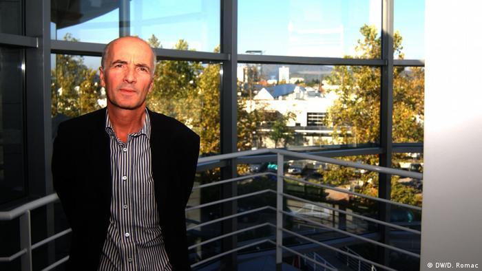 Vlado Miheljak Kolumnist und Professor in Slowenien