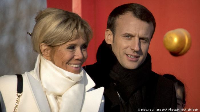 China Staatsbesuch Emmanuel Macron, Präsident Frankreich