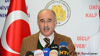 Hastane Başhekimi Ali Kemal Kadiroğlu