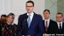Polen Mateusz Morawiecki, Ministerpräsident