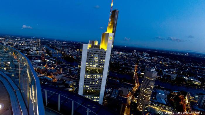 Deutschland Commerzbank in Frankfurt