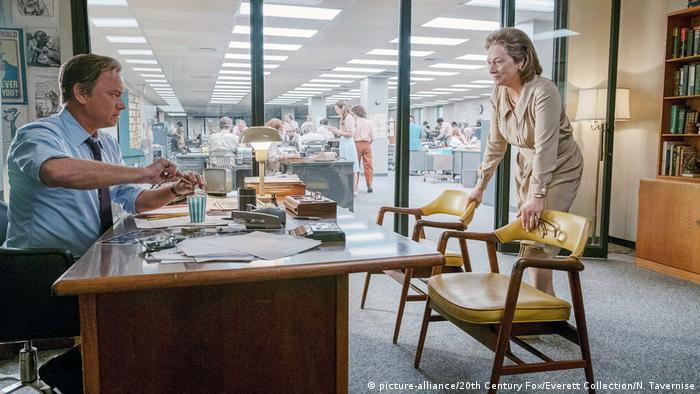 A still from The Post (picture-alliance/20th Century Fox/Everett Collection/N. Tavernise)