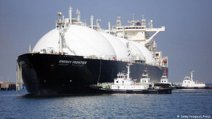 LNG Tanker (Getty Images/J.Press)