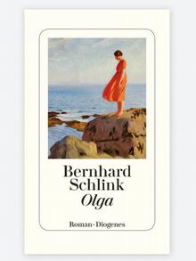 Berhard Schlink, Olga, German book cover