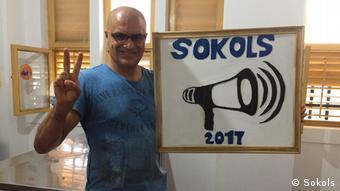 Kap Verde Salvador Mascarenhas Aktivist