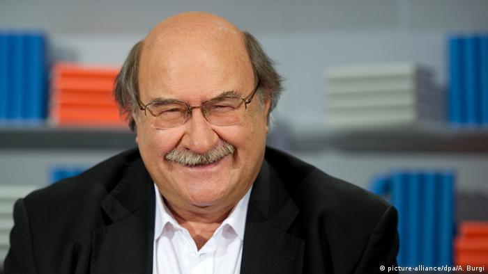 Antonio Skarmeta (picture-alliance/dpa/A. Burgi)