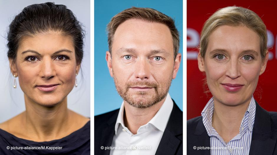 對公職選舉的候選人而言,顏值到底有多重要?來自德國的觀察(德國之聲)