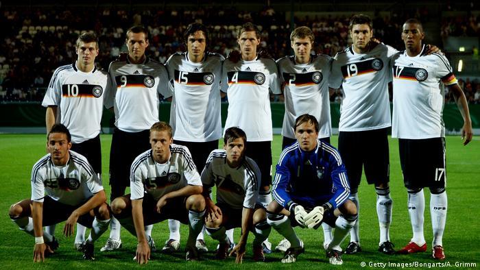 Fußball UEFA U21 Meisterschaft Deutschland - Tschechien (Getty Images/Bongarts/A. Grimm)