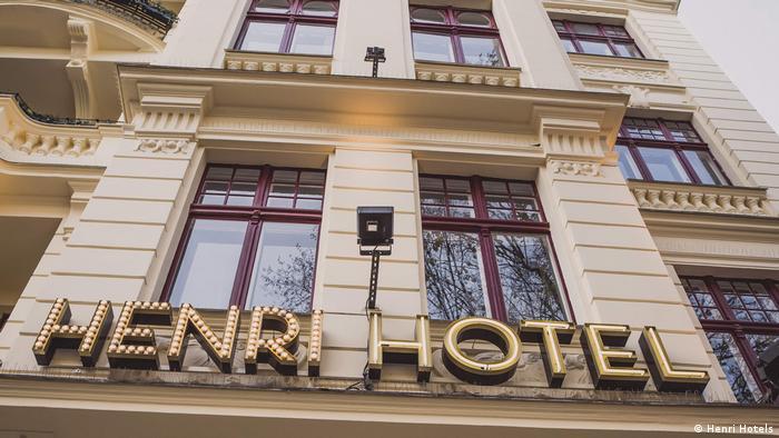 Berlin, Hotel Henri
