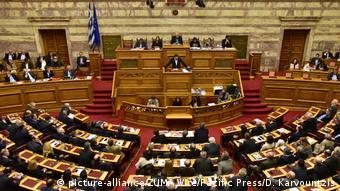 Υπερψηφίστηκε στην ελληνική βουλή το νέο πολυνομοσχέδιο με πρόσθετα μέτρα λιτότητας