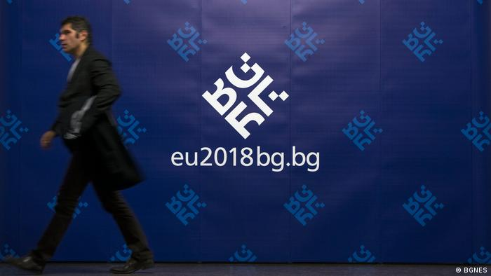 Bulgarien Symbolbild EU-Ratspräsidentschaft (BGNES)