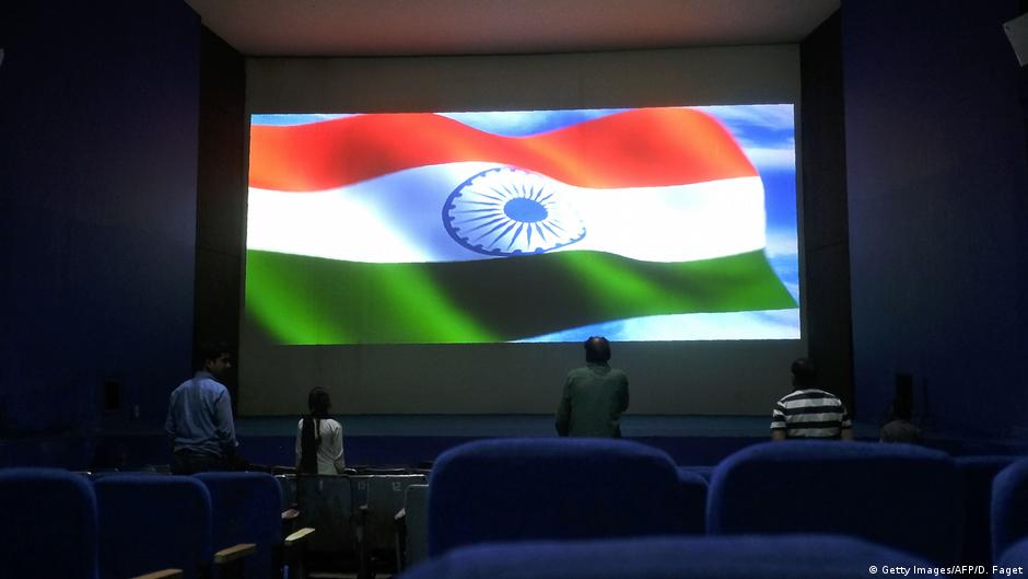 India ditches compulsory national anthem at cinema