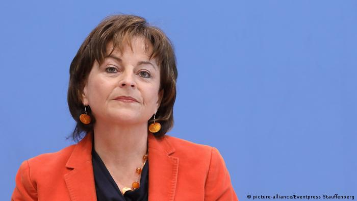 Marlene Mortler, Germany's Commissioner on Drugs