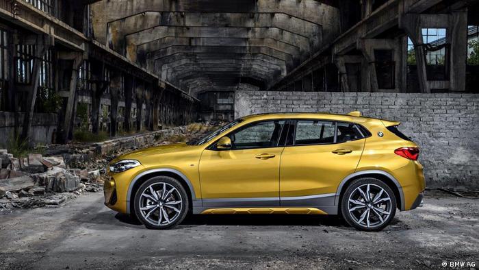 Autoshow - Detroit 2018 - BMW X2 (BMW AG)