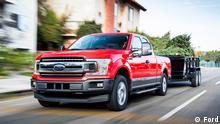 Beschreibung: Ford F 150Copyright: Ford Frei zur Verwendung für Pressezwecke