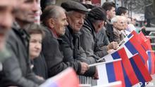 Republika Srpska umstrittener Nationalfeiertag in Banja Luka