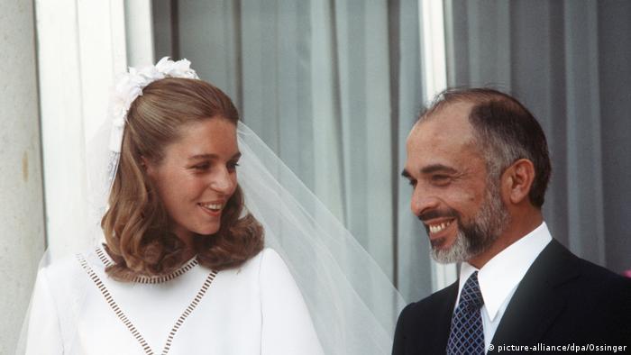 Hochzeit im jordanischen Königshaus (picture-alliance/dpa/Ossinger)
