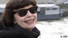 DW euromaxx 10.01.2018 Mireille Mathieu in Paris