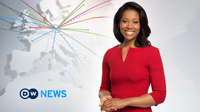DW News Moderatorin Michelle Henery (Detailseite)