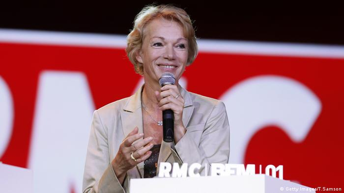 Brigitte Lahaie (Getty Images/T.Samson)