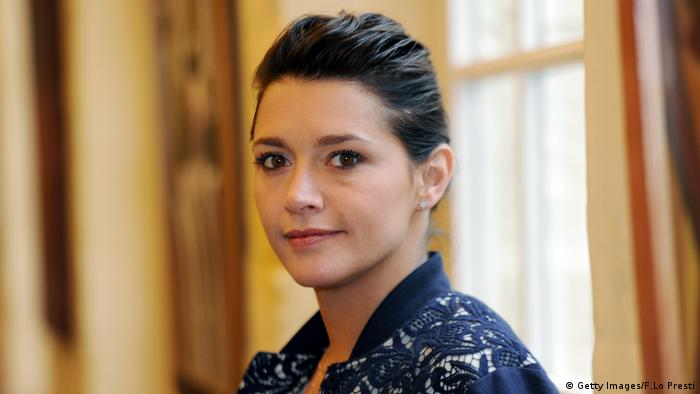 Emma De Caunes (Getty Images/F.Lo Presti)