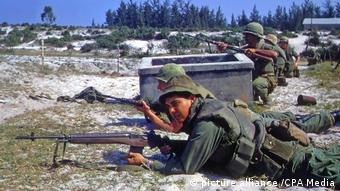 Vietnam 50 Jahre Tet-Offensive BG | US-Soldaten (picture alliance /CPA Media)