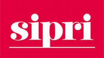 Das Logo des renommierten Stockholm International Peace Research Institute