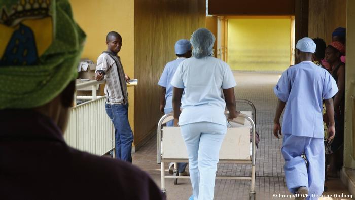 Afrika Krankenhaus - Kongo - Symbolbild