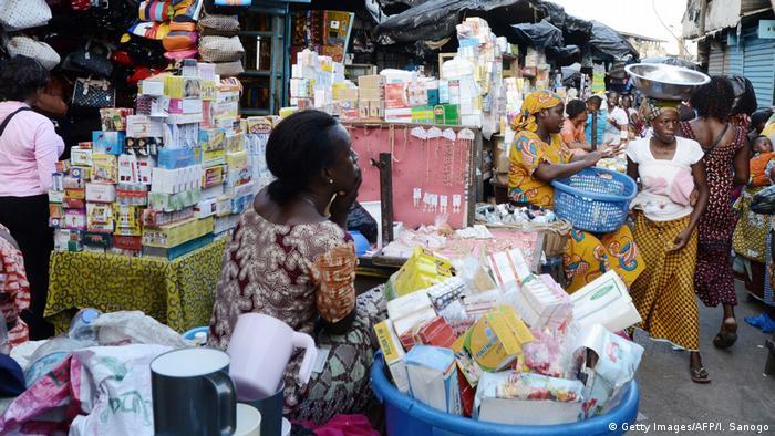 Afrika - Medikamente - Markt (Getty Images/AFP/I. Sanogo)