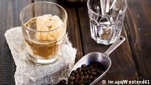 Glass of Affogato al caffe PUBLICATIONxINxGERxSUIxAUTxHUNxONLY SBDF002642 Glass of Affogato Al Caffe PUBLICATIONxINxGERxSUIxAUTxHUNxONLY SBDF002642